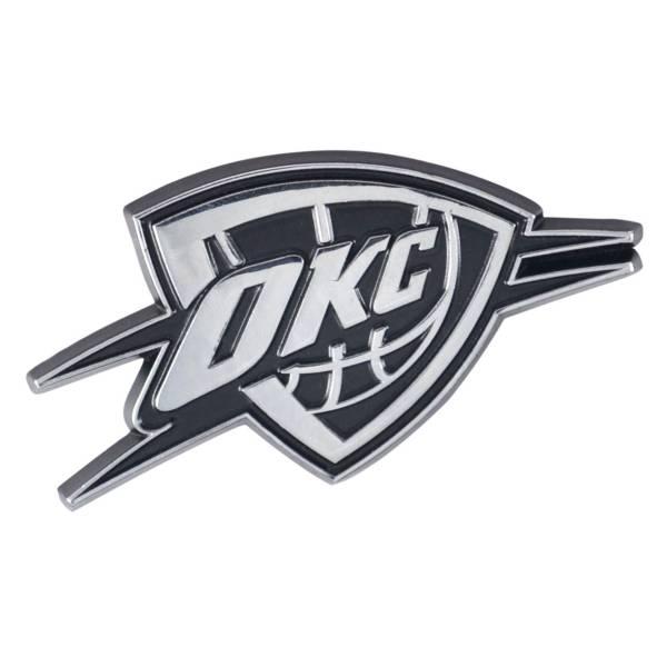 FANMATS Oklahoma City Thunder Chrome Emblem product image