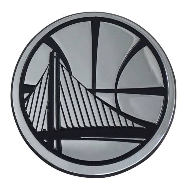 FANMATS Golden State Warriors Chrome Emblem product image