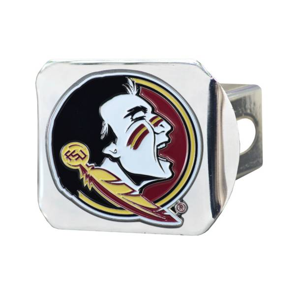 FANMATS Florida State Seminoles Chrome Hitch Cover product image