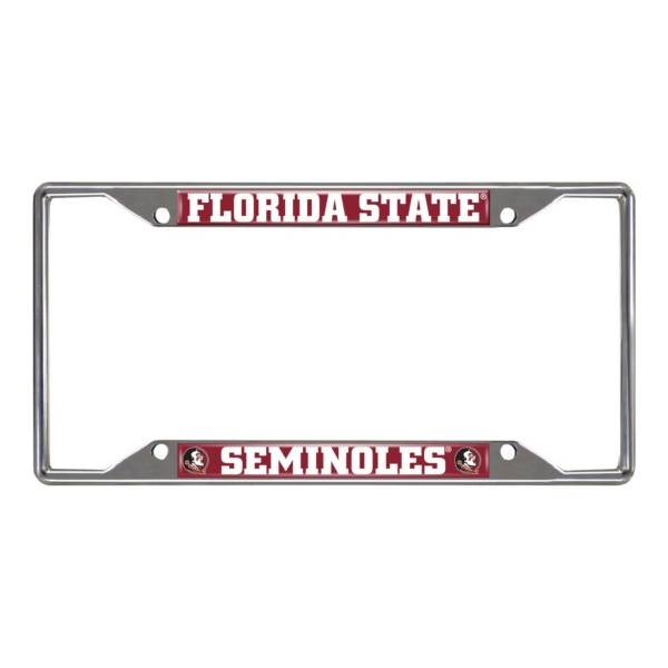 FANMATS Florida State Seminoles License Plate Frame product image