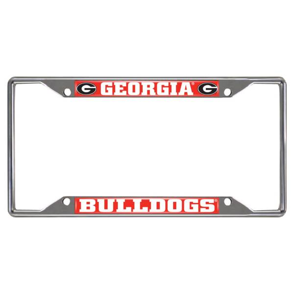 FANMATS Georgia Bulldogs License Plate Frame product image