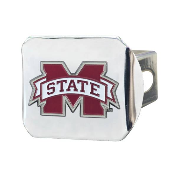 FANMATS Mississippi State Bulldogs Chrome Hitch Cover product image