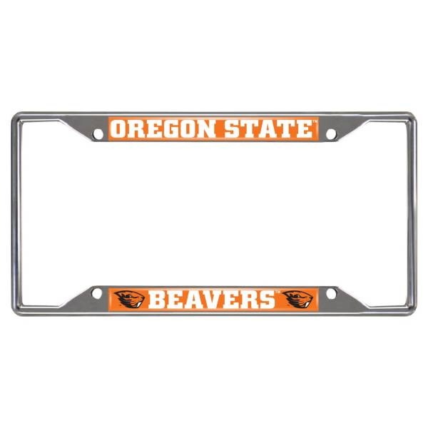 FANMATS Oregon State Beavers License Plate Frame product image
