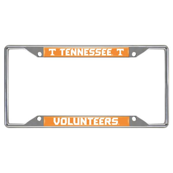 FANMATS Tennessee Volunteers License Plate Frame product image