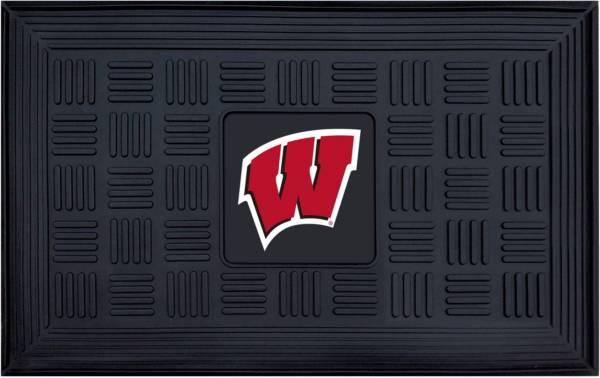 FANMATS Wisconsin Badgers  Door Mat product image