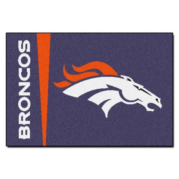 FANMATS Denver Broncos Starter Mat product image
