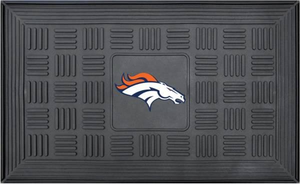 FANMATS Denver Broncos  Door Mat product image