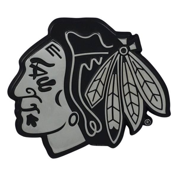 FANMATS Chicago Blackhawks Chrome Emblem product image