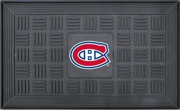 FANMATS Montreal Canadiens Door Mat product image