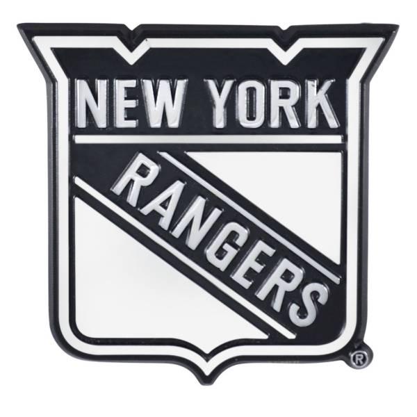 FANMATS New York Rangers Chrome Emblem product image