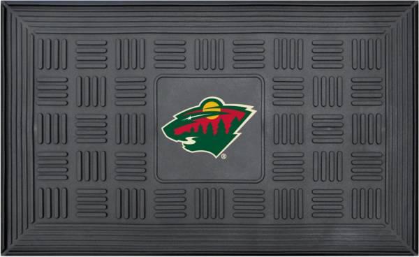 FANMATS Minnesota Wild Door Mat product image