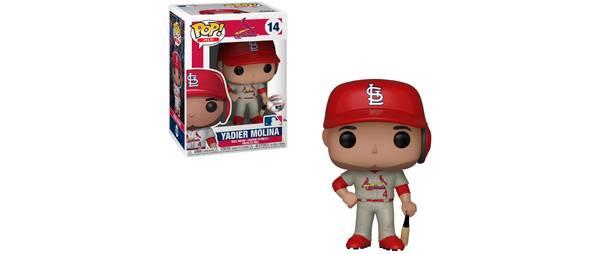 Funko POP! St. Louis Cardinals Yadier Molina Figure product image