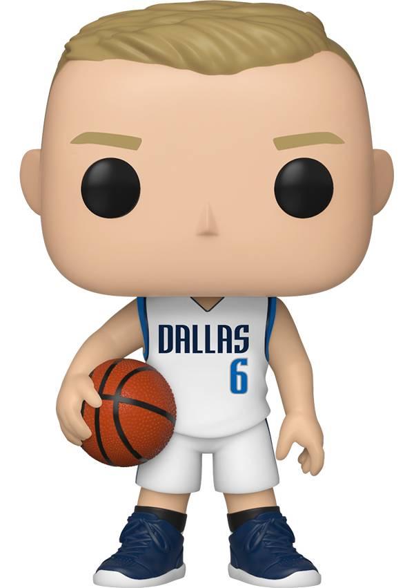 Funko POP! Dallas Mavericks Kristaps Porzingis Figure product image