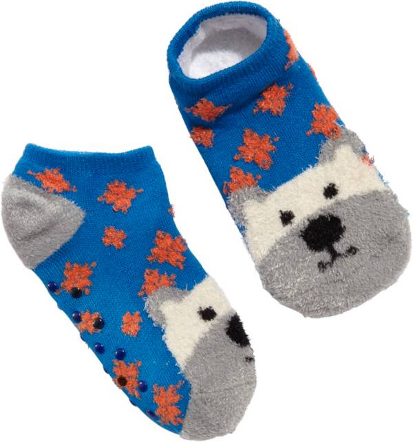Field & Stream Youth Cozy Cabin Bear Low Cut Socks product image