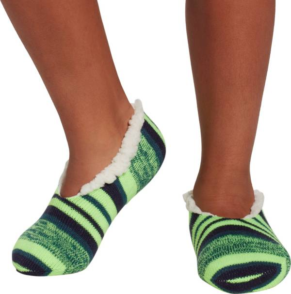 Field & Stream Boys' Cozy Cabin Stripe Slipper Socks product image