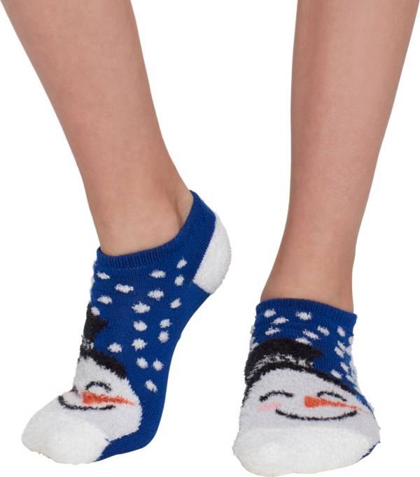 Field & Stream Youth Cozy Cabin Snowman Low Cut Socks product image