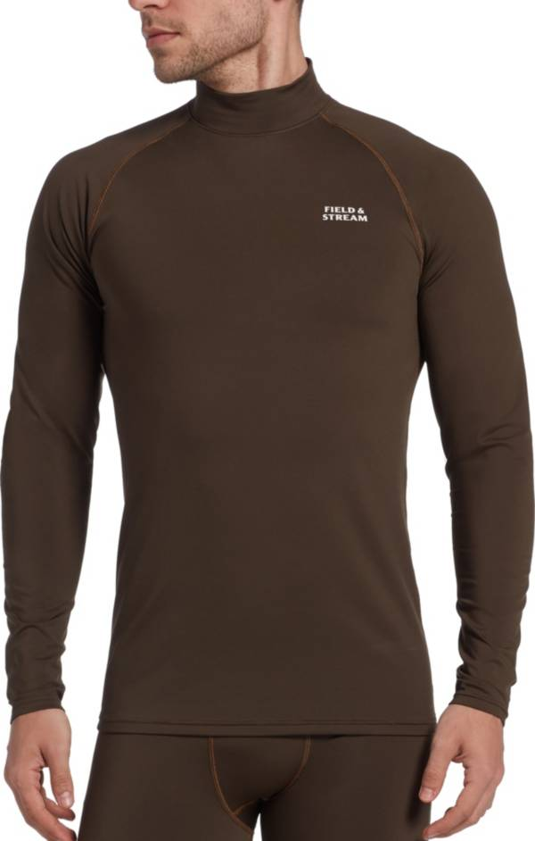 Field & Stream Men's Base Defense Mid-Weight Mock Neck product image