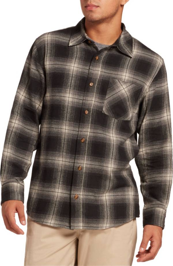 Field & Stream Men's Classic Lightweight Flannel Button Up Long Sleeve Shirt (Regular and Big & Tall) product image