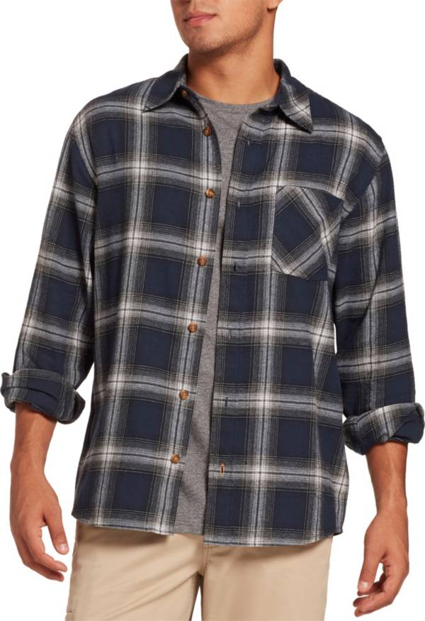 Field & Stream Men's Classic Lightweight Flannel Button Up Long Sleeve Shirt product image