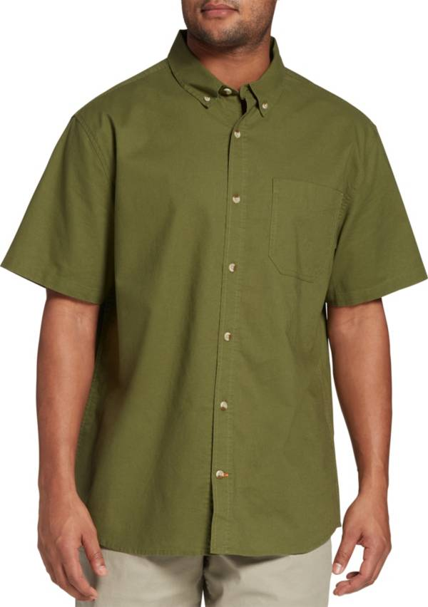 Field & Stream Men's Classic Button Up Collared T-Shirt product image