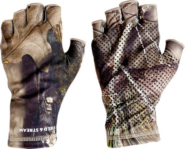 Field & Stream Men's Fingerless Hunting Gloves product image