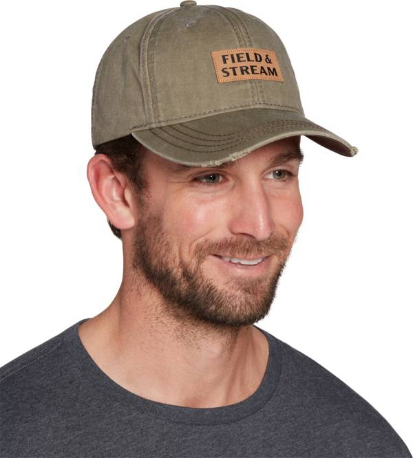 Field & Stream Men's Rectangle Logo Patch Hat product image