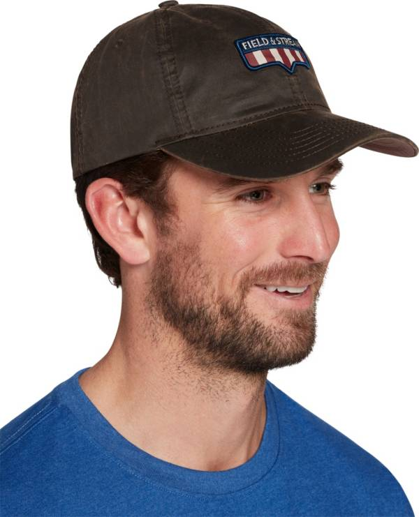 Field & Stream Men's Waxed Americana Patch Hat product image