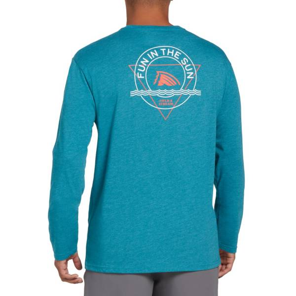Field & Stream Men's Fish Graphic Long Sleeve Shirt product image
