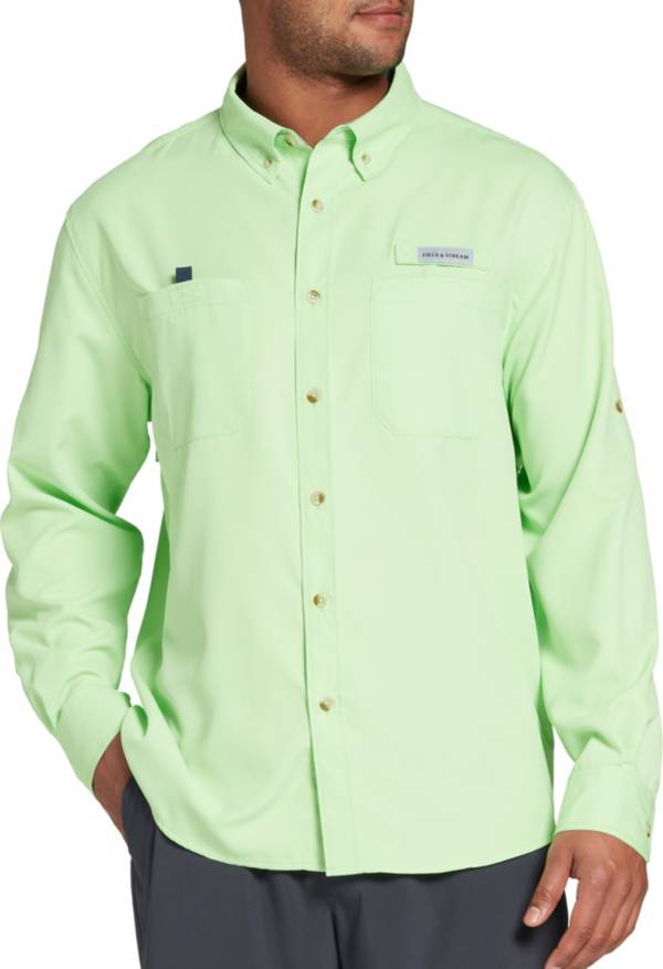 Field & Stream Men's Latitude II Long Sleeve Button Down Shirt product image