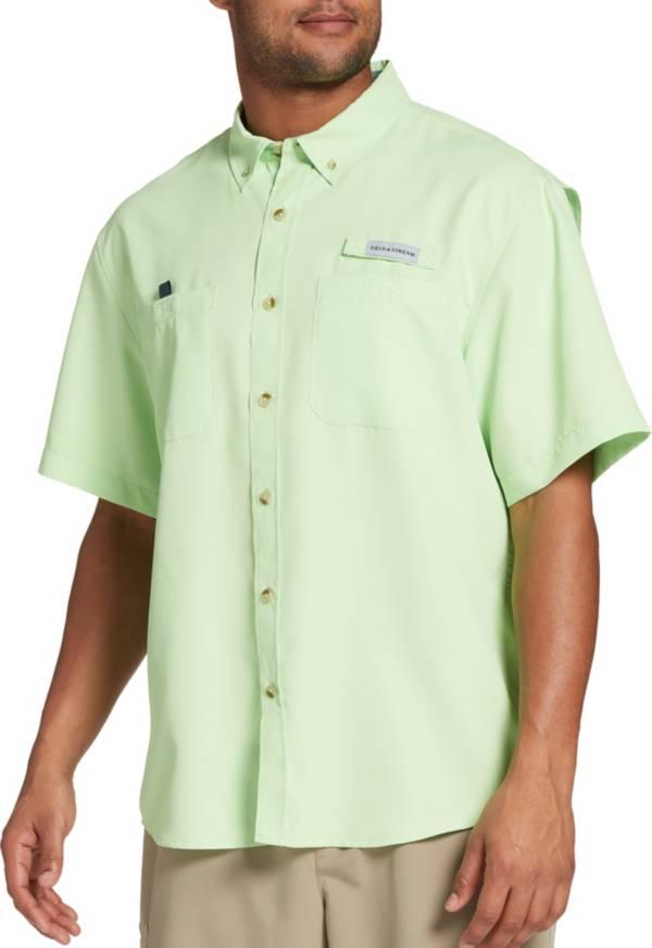 Field & Stream Men's Latitude II Woven Fishing Button Down T-Shirt product image