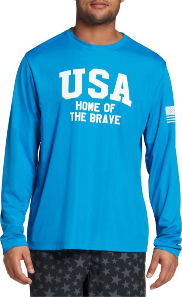 Field & Stream Men's Americana Tech Long Sleeve Shirt product image