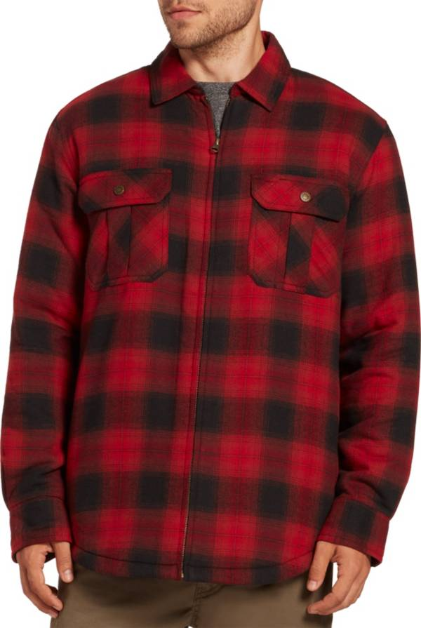 Field & Stream Men's Sherpa Lined Shirt Jacket product image