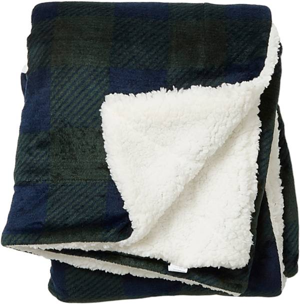 Field & Stream Cozy Buffalo Sherpa Blanket product image