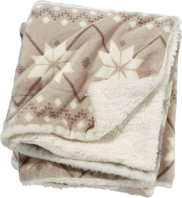 Field & Stream Cozy Nordic Sherpa Blanket product image
