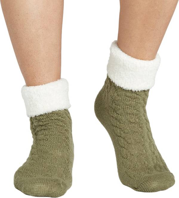 Field & Stream Women's Cozy Cabin Cable Fold Socks product image