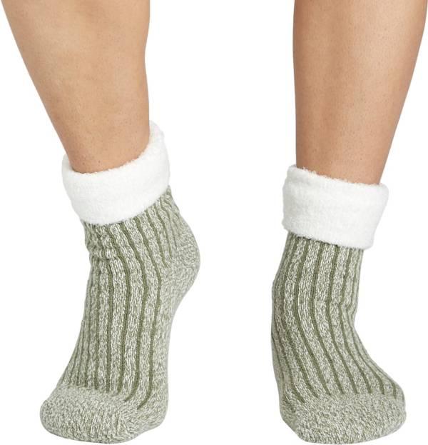 Field & Stream Women's Fold Marl Rib Cozy Cabin Crew Socks product image