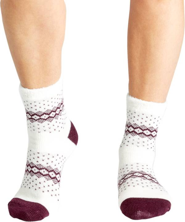 Field & Stream Women's Fairisle Ombre Cozy Cabin Crew Socks product image