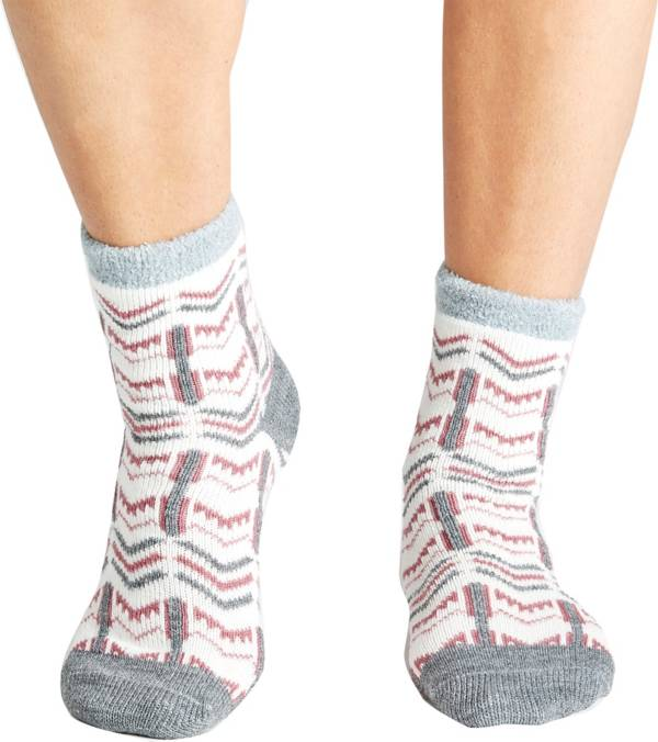 Field & Stream Women's All Over Tribal Cozy Cabin Crew Socks product image