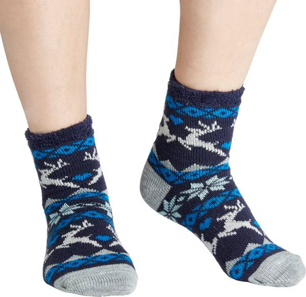 Field & Stream Women's Cozy Cabin Nordic Deer Socks product image