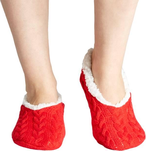 Field & Stream Women's Cozy Cabin Braided Slipper Socks product image