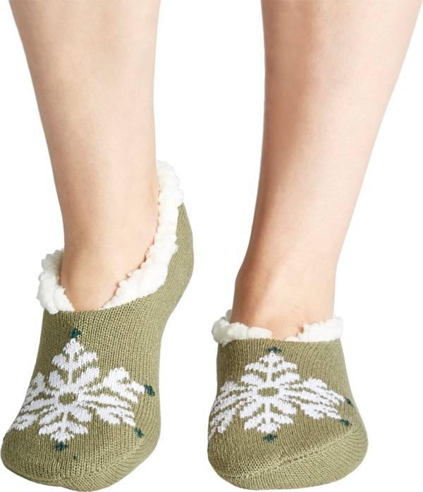 Field & Stream Women's Cozy Cabin Snowflake Slipper Socks product image