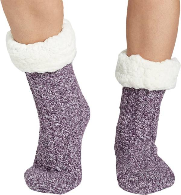 Field & Stream Women's Cozy Cabin Tall Braid Socks product image