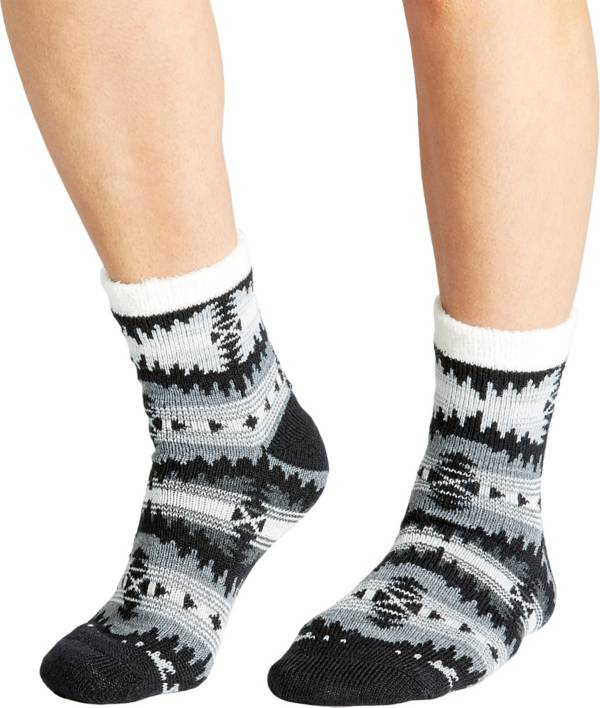 Field & Stream Women's Aztec Cozy Cabin Crew Socks product image