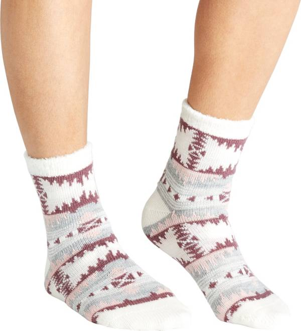 Field & Stream Women's Aztec Cozy Cabin Crew Socks product image