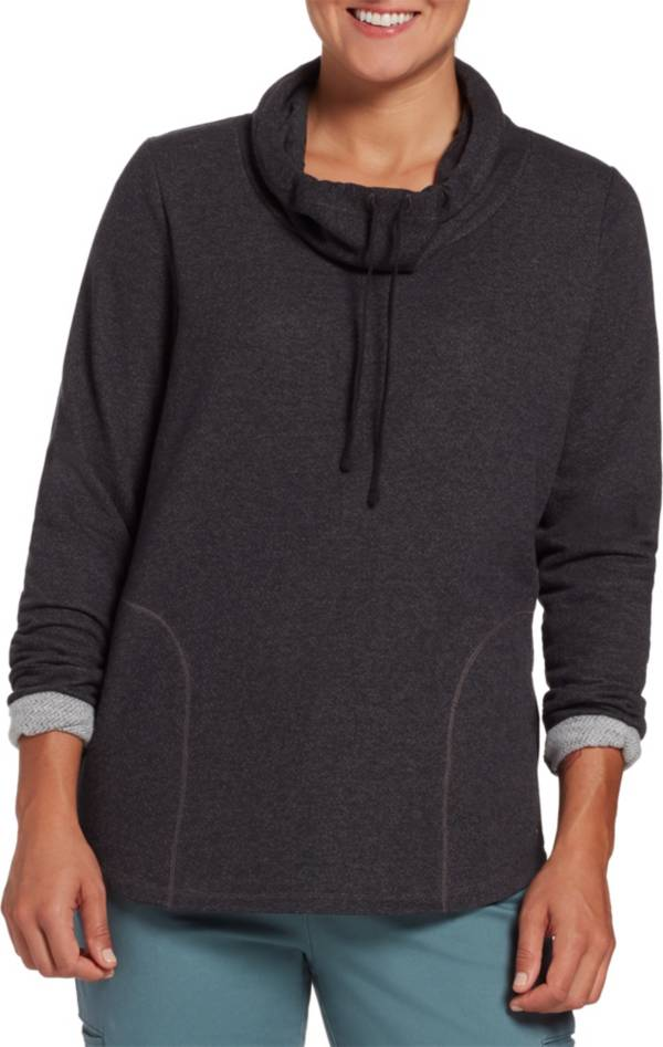 Field & Stream Women's French Terry Funnel Neck Pullover product image