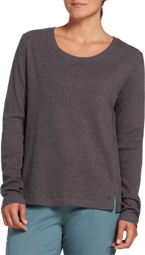 Field & Stream Women's Long Sleeve Waffle T-Shirt product image
