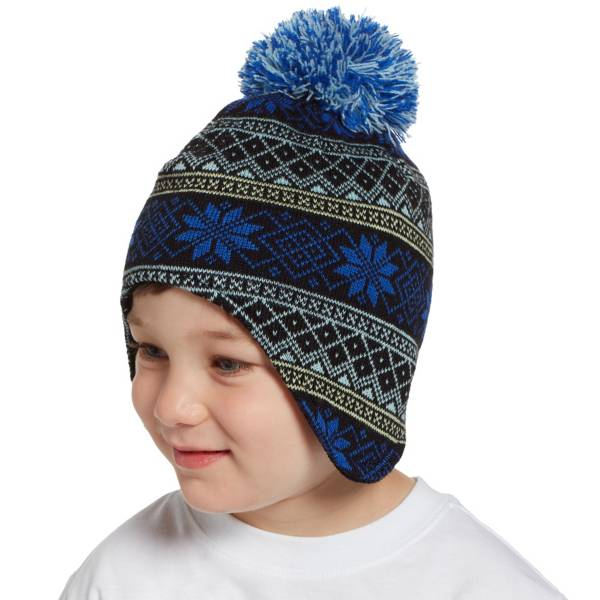 Field & Stream Youth Cabin Peruvian Beanie product image
