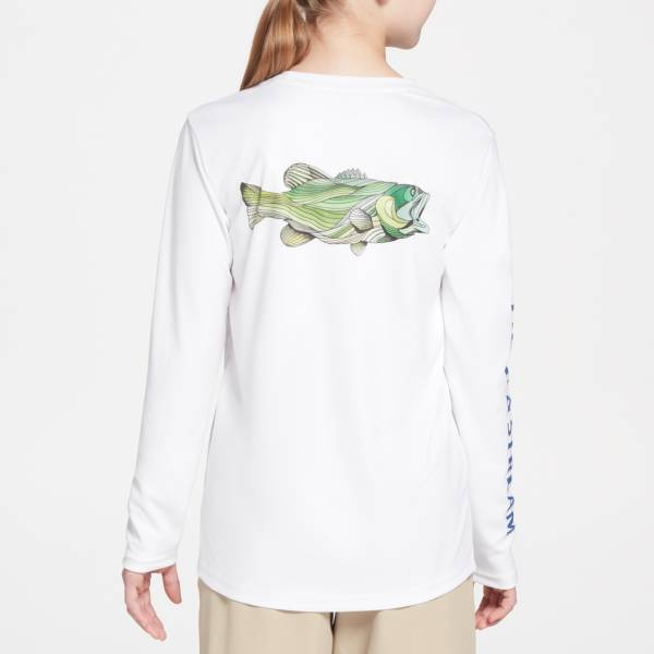 Field & Stream Youth Fishing Graphic Long Sleeve Shirt product image