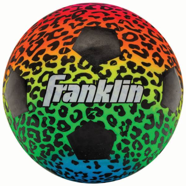 "Franklin Micro 5"" Cheetah Soccer Ball product image"