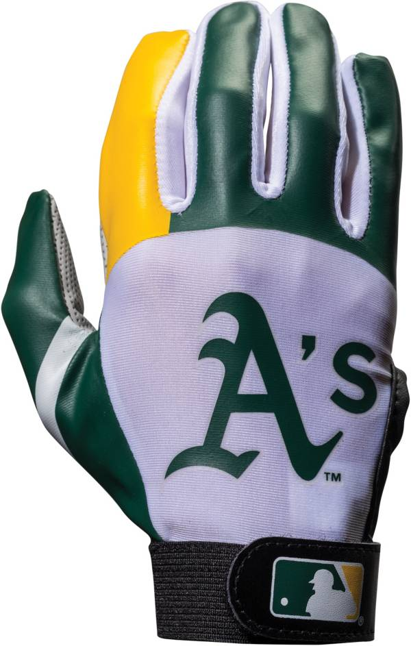 Franklin Oakland Athletics Youth Batting Gloves product image